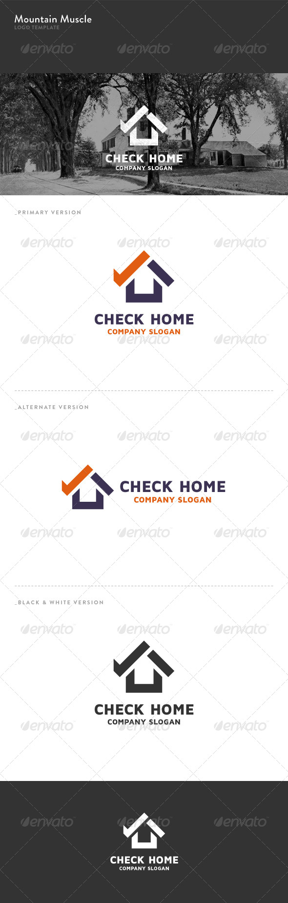GraphicRiver Check Home Logo 5759626