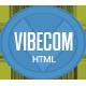 VibeCom Multipurpose HTML Template - ThemeForest Item for Sale