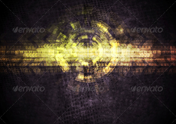 GraphicRiver Bright Grunge Abstract Background 5760129