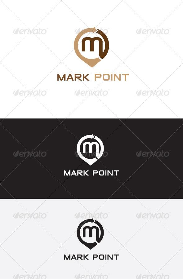 GraphicRiver M Letter Logo Design 5678449