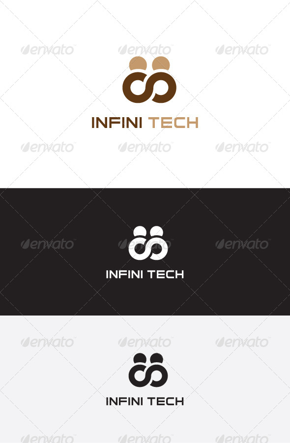 GraphicRiver Infinity Tech Logo Design 5737740