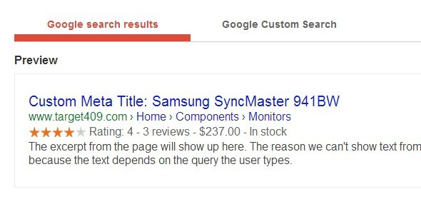 CodeCanyon Google Product Rich Snippets Pintere Rich pins 5692609