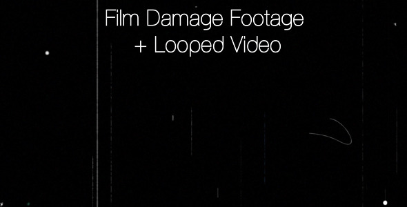 The Film Damage
