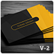 Corporate Business Card | Elegant V-2 - GraphicRiver Item for Sale