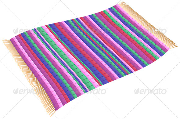 GraphicRiver Magic Rag Rug 5765158