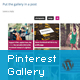 Responsive Pinterest Grid Gallery WordPress Plugin - CodeCanyon Item for Sale