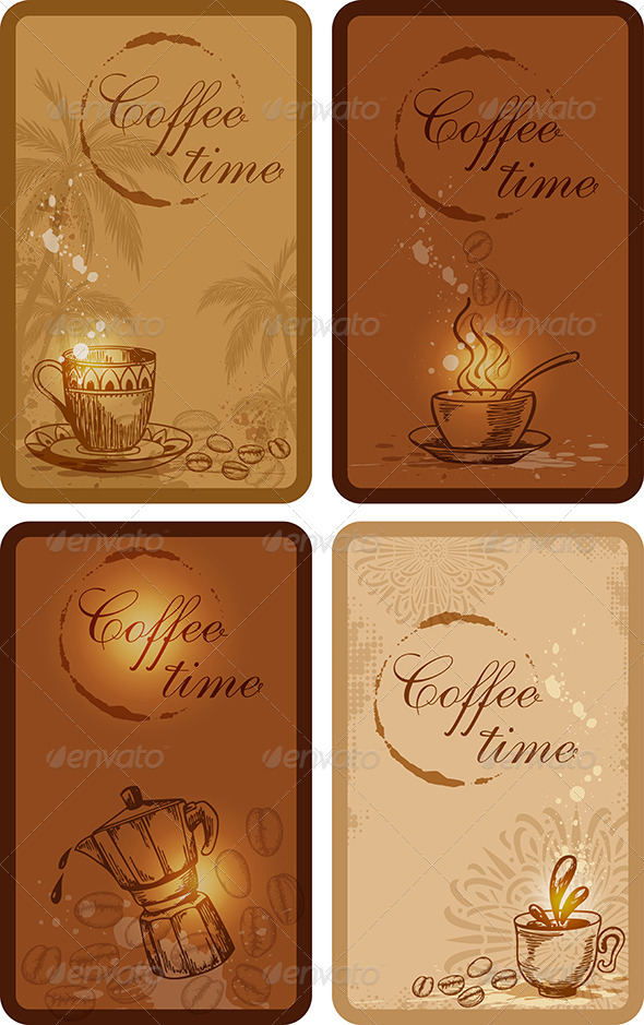 GraphicRiver Coffee Banners 5767880