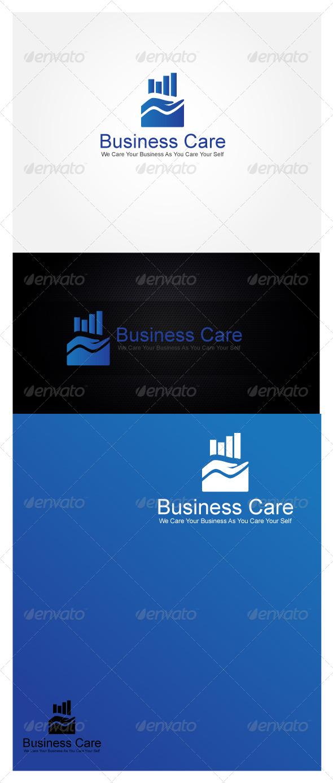 GraphicRiver Business Care Logo 5768883