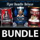 Flyer Bundle Deluxe (Flyer Template 4x6) - GraphicRiver Item for Sale