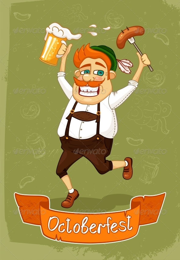 GraphicRiver Oktoberfest Poster 5770934