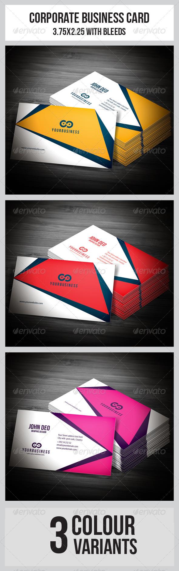 Multipurpose Business Card  - Corporate Business Cards
