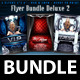 Flyer Bundle Deluxe 2 (Flyer Template 4x6) - GraphicRiver Item for Sale