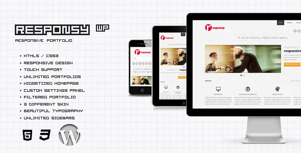 Responsy WordPress Theme