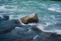 Stone in river - PhotoDune Item for Sale