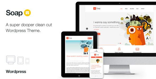Soap – Creative Business Portfolio (Business) images