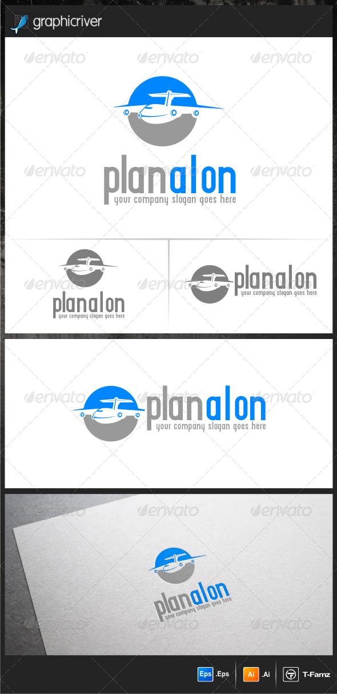 GraphicRiver Planalon LogoTemplates 5771793