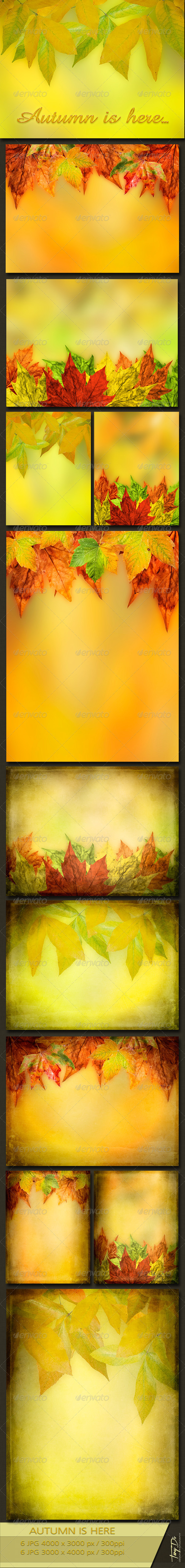 GraphicRiver Autumn is Here ep2 5735379
