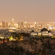 Day to Night Timelapse on Downtown Los Angeles  - VideoHive Item for Sale