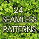 24 Seamless Material Web/Photoshop Patterns - GraphicRiver Item for Sale