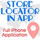 Store Locator in App