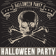 Vintage Halloween Party Flyer / Invitation - GraphicRiver Item for Sale