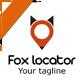 Fox Locator Logo, - GraphicRiver Item for Sale