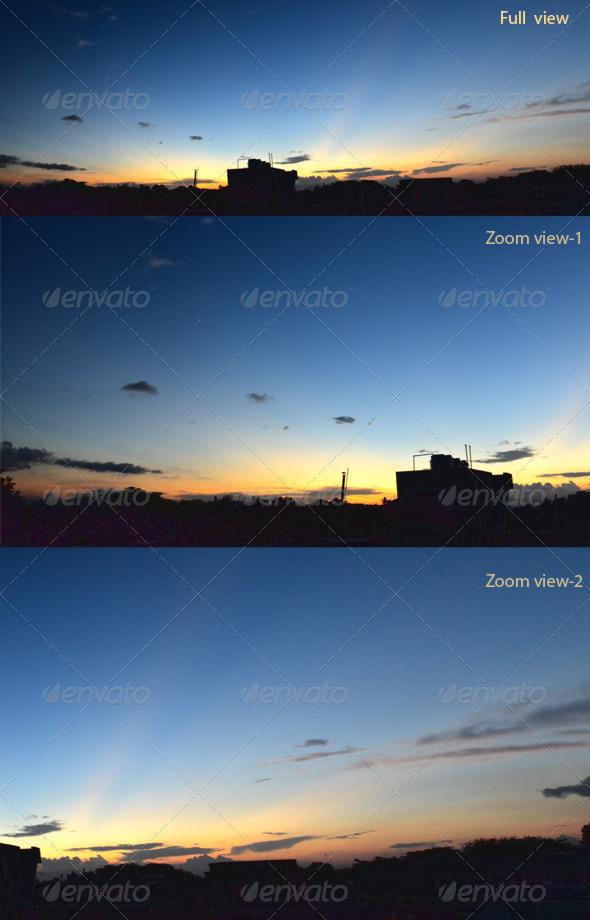 3DOcean Sky Landscape 5775950