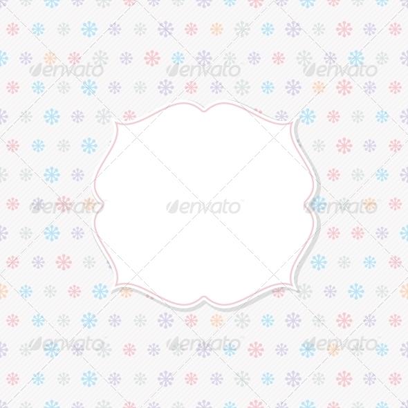 GraphicRiver Christmas Frame 5775966