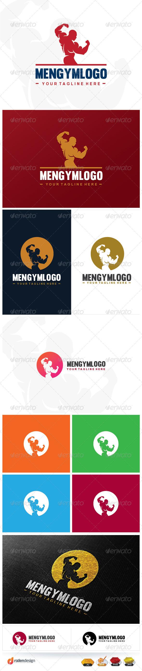 Gym Logo - Logo Templates