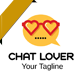 Chat Lover Logo - GraphicRiver Item for Sale