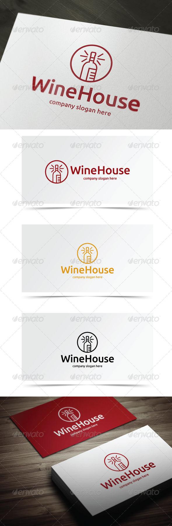 GraphicRiver Wine House 5776906