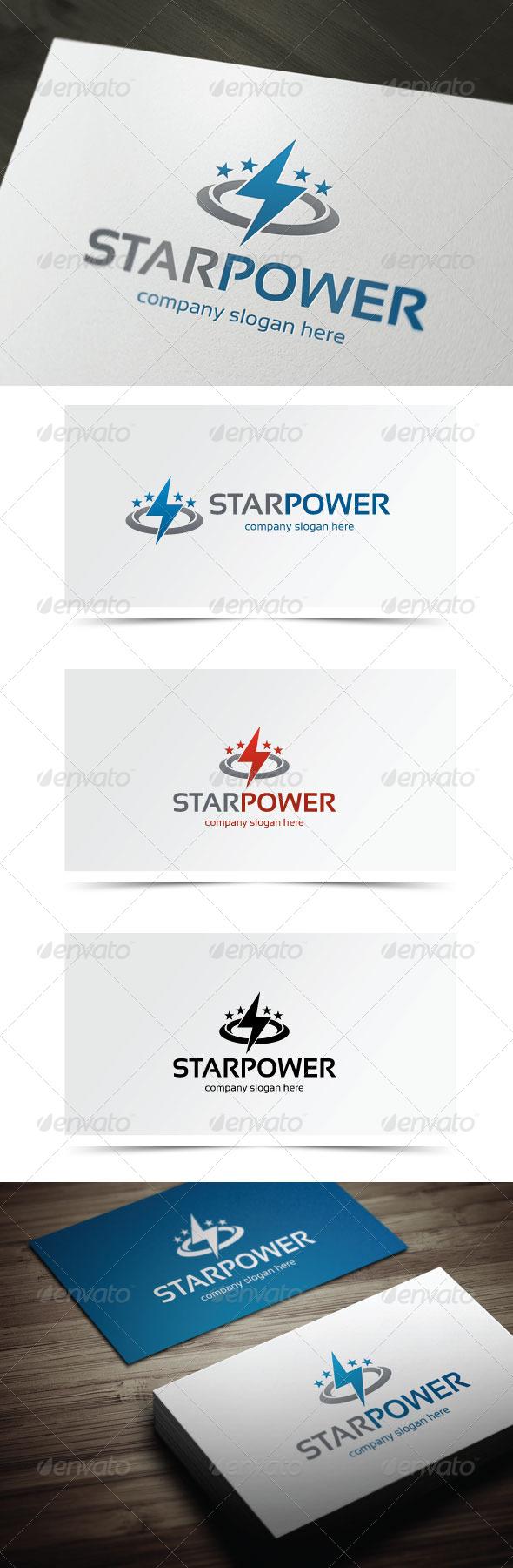GraphicRiver Star Power 5776913