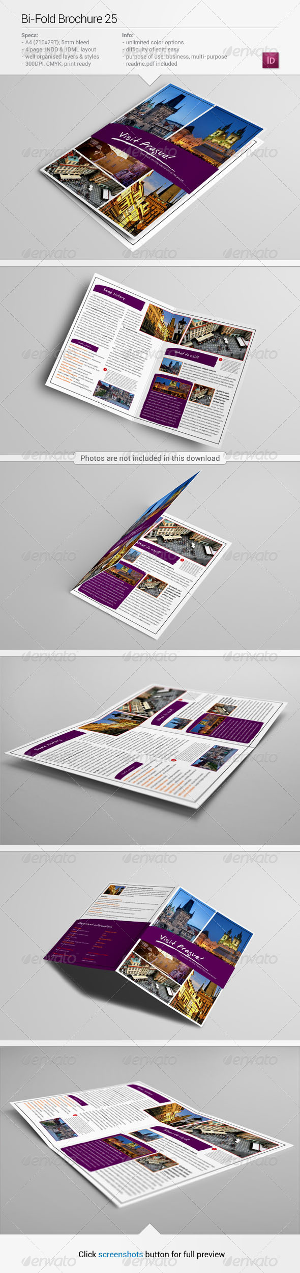 GraphicRiver Bi-Fold Brochure 25 5779702