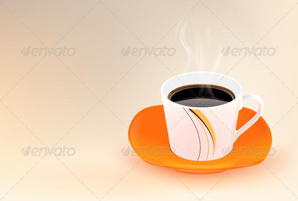 GraphicRiver Coffee 5779823