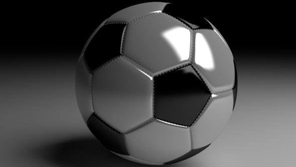 3DOcean Soccer Ball 5779996