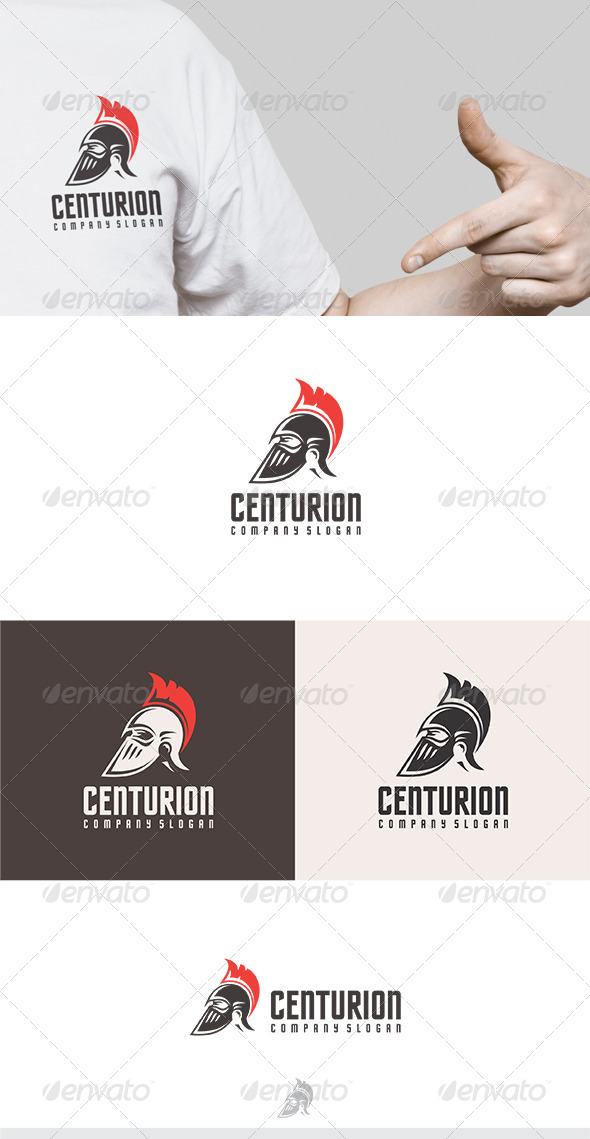 Centurion Logo - Humans Logo Templates