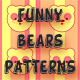 Funny Bears Pattern - GraphicRiver Item for Sale