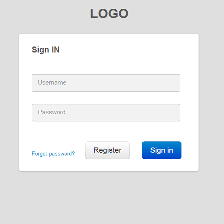 Secure php login registration system by jeyaganesh89 for Php login templates free download
