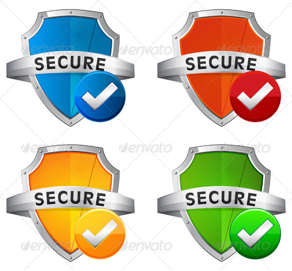 GraphicRiver Security Seal 5786529