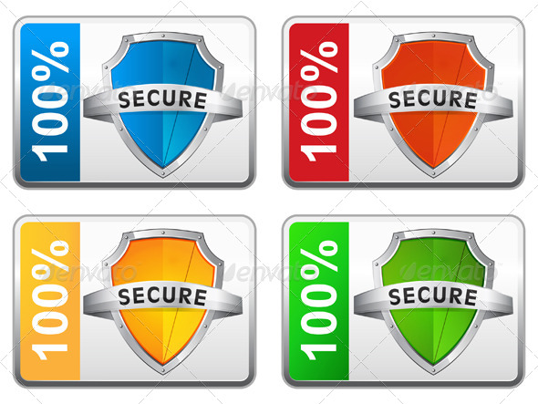 GraphicRiver Security Seal 5786549