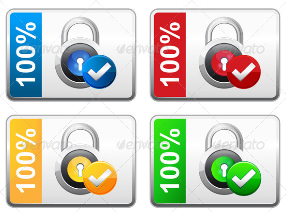 GraphicRiver Security Seal 5786574