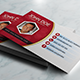 Corporate Business Card V.3 - GraphicRiver Item for Sale