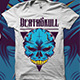 Skull T-Shirt - GraphicRiver Item for Sale