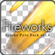 Fireworks Fountain of Sparks - VideoHive Item for Sale