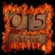 Burning wooden calendar October 5. - PhotoDune Item for Sale