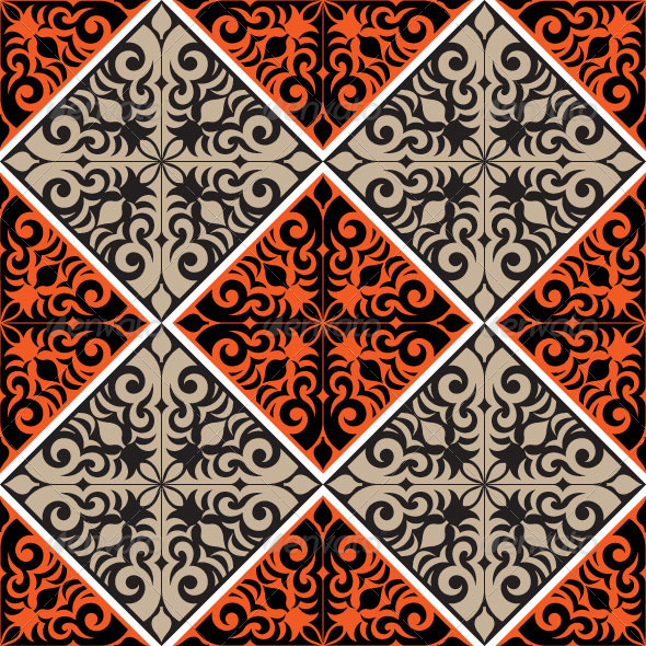 GraphicRiver Seamless Classic Pattern 49 5790929