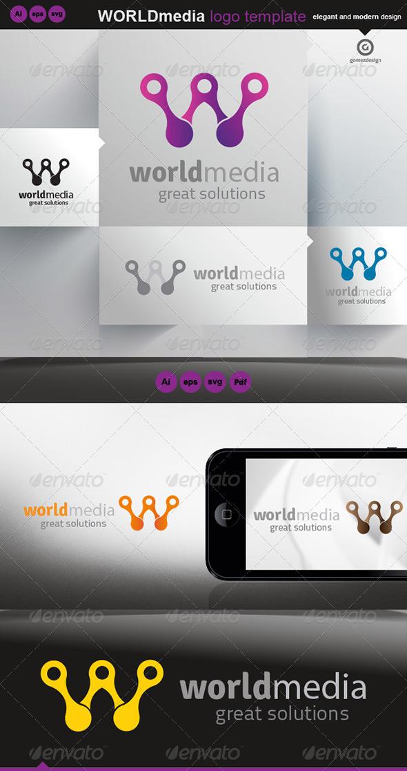 GraphicRiver World Media 5791082