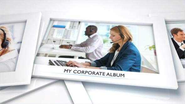 My Corporate Album