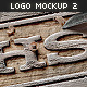 Logo Mock-Up Set - 2 - GraphicRiver Item for Sale