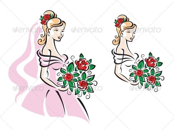 GraphicRiver Bride 5791774